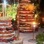 Bolo de Noivos casamento